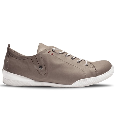 Charlotte Sneaker Lace Taupe hos Myfeet.no