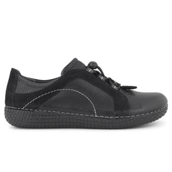 020739fd Green Comfort Sneaker Black