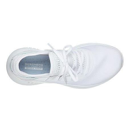 Skechers Womens Go Run Mojo 2.0 White hos Myfeet.no